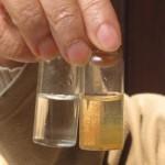 Nước sinh hoạt nhiễm độc, máy lọc nước nano
