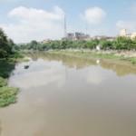 Chất lượng nước ở sông Nhuệ - sông Đày đang suy giảm