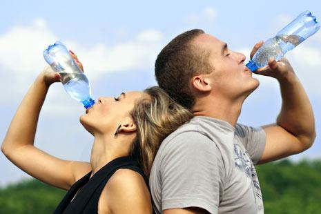 Nước uống và sức khỏe, may loc nuoc nano