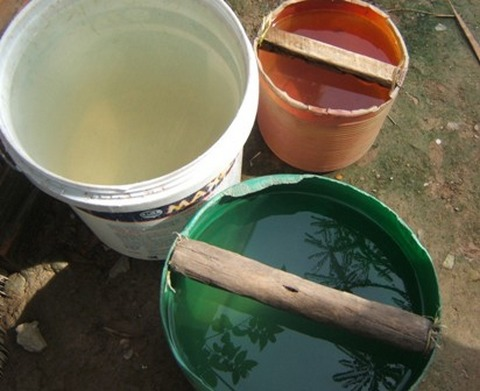 Ô nhiễm nước ngầm tại Hà Nội