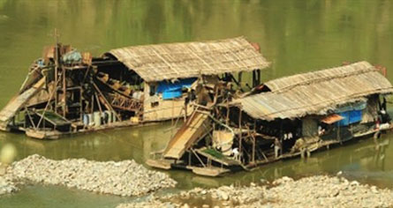 Phu vàng Sông Đà, Máy lọc nước nano