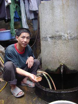 Quản lý nguồn nước ngầm tại Hà Nội vẫn còn bỏ ngỏ
