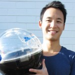 Thiết bị làm sạch nước bẩn của Jonathan Liou