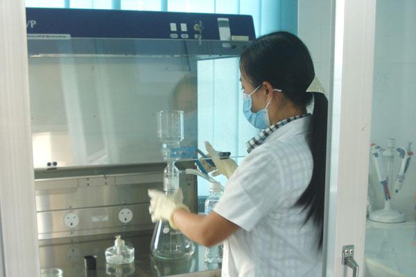 Tiêu chuẩn nước sạch tại Việt Nam