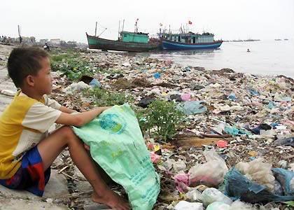 Nhiều trẻ em tử vong do ô nhiễm môi trường