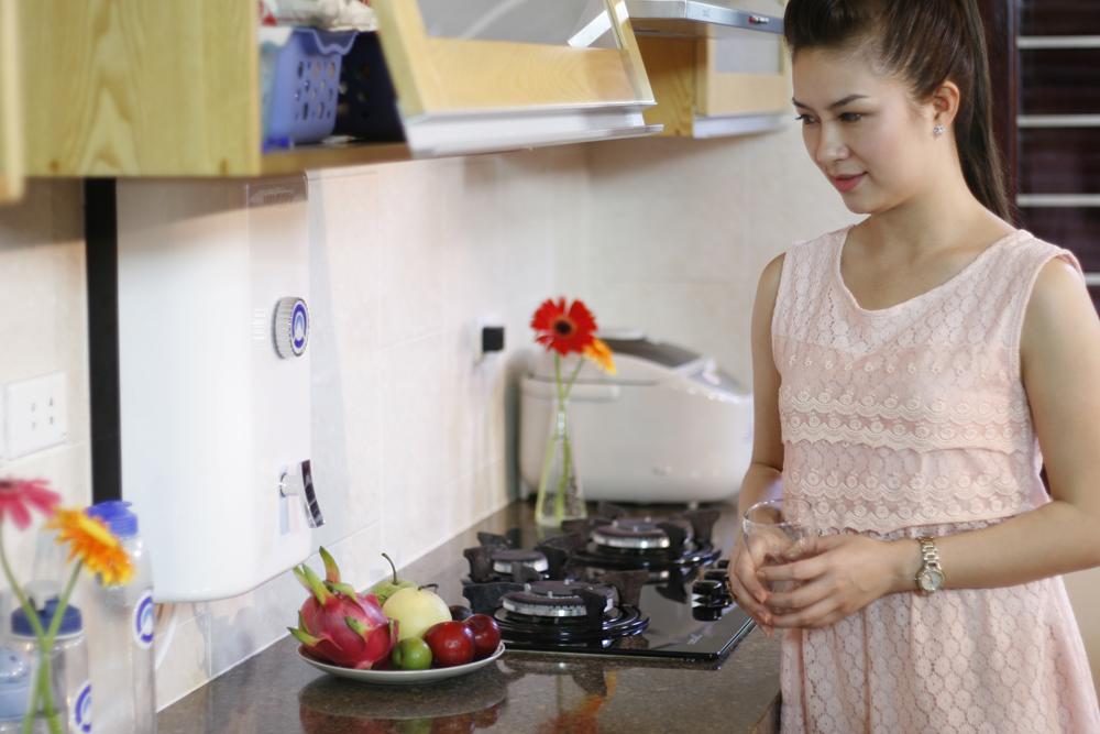 Máy lọc nước Nanosky: Hàng Việt vì người Việt.