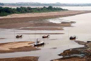 Cạn kiệt nguồn nước do biến đổi khí hậu