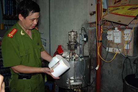 Hóa chất công nghiệp Stinhp