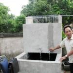 Hướng dẫn làm bể lọc nước giếng khoan