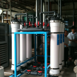 Lọc nước thải hiệu quả bằng phương pháp mới