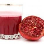 Ngăn ngừa bệnh ung thư bằng nước uống quả lựu