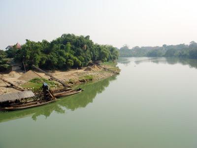 Tình trạng ô nhiễm trên địa bàn lưu vực sông Cầu