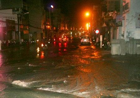 Nước sạch đô thị bị thất thoát