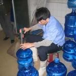 Sản xuất nước tinh khiết