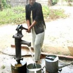 Sử dụng nước giếng khoan