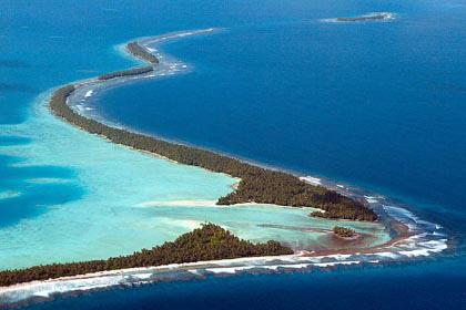 """Liên tiếp 2 đảo ở Thái Bình Dương tuyên bố """"khát"""" nước sạch."""