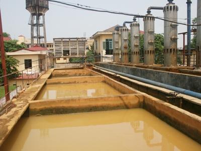 Dân ngoại thành chưa được dùng nước sạch