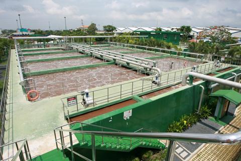Hệ thống xử lý nước thải loại A - Hình 2