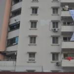 Nước ăn nhiễm độc ở chung cư Hà Nội