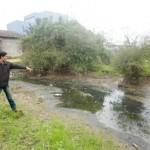 Ô nhiễm nước tại khu đô thị